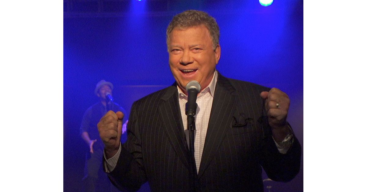 William Shatner SHOUT Out Song Ecard Personalize Lyrics