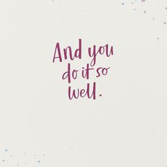 Constellations Greeting Card - Birthday, Thinking of You, Encouragement