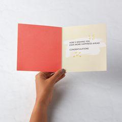 Cheers Greeting Card - Congratulations, Graduation, Wedding, New Job, Promotion, Retirement, New Home