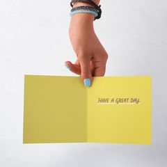 Terrific Greeting Card - Birthday, Thinking of You, Encouragement