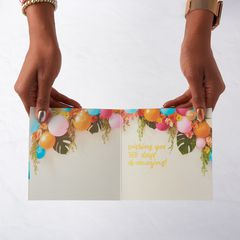Possibilities Birthday Greeting Card