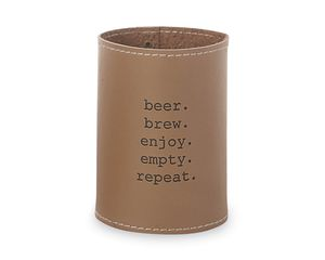 Mud Pie Beer Brew Drink Sleeve Wrap