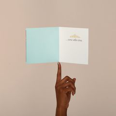 Classy Greeting Card - Birthday, Thinking of You, Congratulations