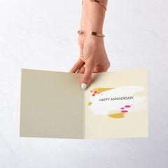 Love Anniversary Greeting Card