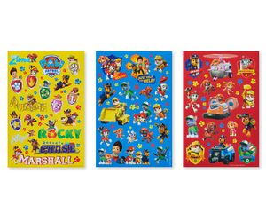 Paw Patrol Sticker Sheets, 264-Count