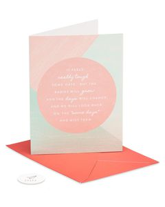 some days romantic card