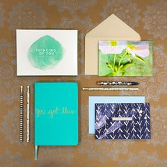 Thinking of You Greeting Card Collection Lifestyle
