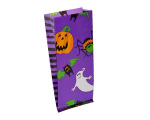 Gruesome Halloween Treat Bags, 20-Count
