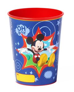 mickey mouse clubhouse plastic stadium cup