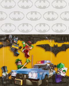 lego batman plastic tablecover 96 in. x 54 in.