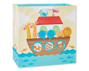extra large noah's ark gift bag