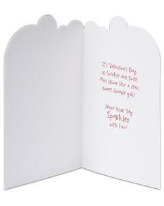 tutu terrific valentine's day card