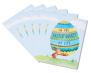 good egg easter card, 6-count