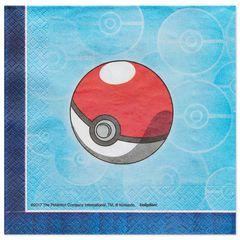 Pokémon 16-Count Lunch Napkins