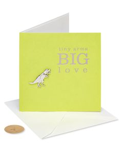 Tiny Arms Valentine's Day Greeting Card