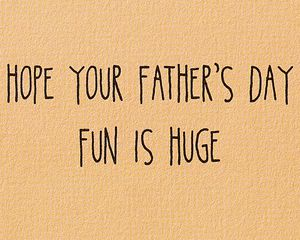 T-rrific Dad Father's Day Greeting Card