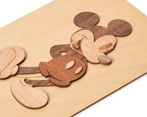 Mickey Birthday Greeting Card