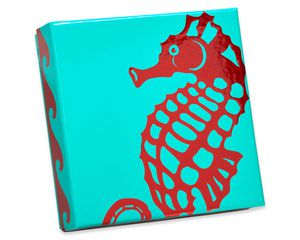 Graphic Sea Life Boxed Blank Cards and Envelopes, 20-Count