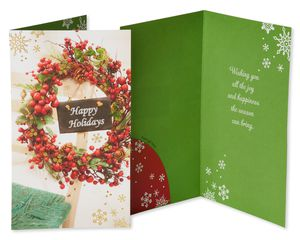 Christmas Money and Gift Card Holder Bundle, 3-Count