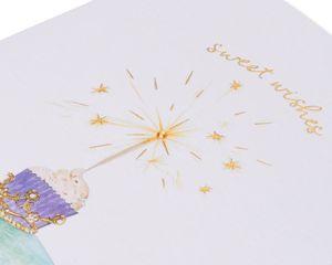 Sweet Wishes Birthday Greeting Card