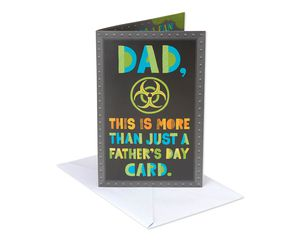 Funny Farts Father's Day Card