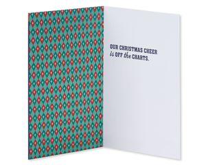 Funny Jingle Christmas Card