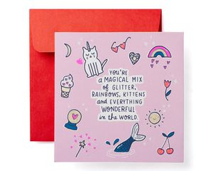 Magical Valentine's Day Card