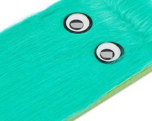 Warm Fuzzy Aqua Notebook
