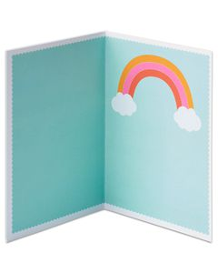 Unicorn Blank Card