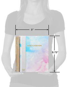 Eccolo Watercolor Sketchbook