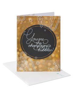 Champagne's Bubbles Birthday