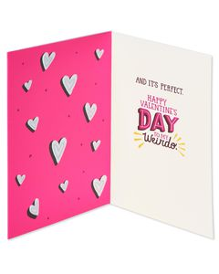 Weird Valentine's Day Card