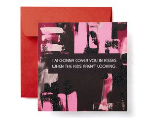 Romantic Valentine's Day Card for Spouse