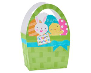 Small Easter Bunny and Chick Gift Bag