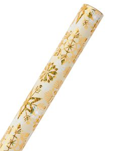 Holiday Snowflakes Wrapping Paper