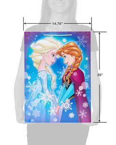 Frozen Sister Love Jumbo Christmas Gift Bag