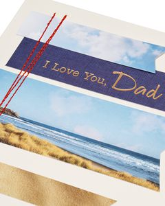 I Love You Father's Day Card