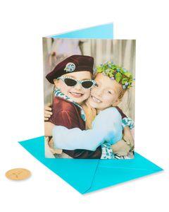 You Make Life More Fabulous Friendship Greeting Card