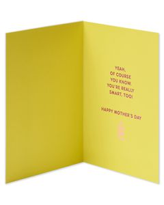 Wonderful Incredible Amazing Mother's Day Card