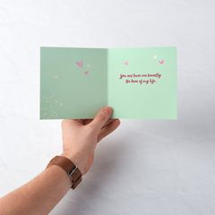 Romantic Tacos Valentine's Day Card