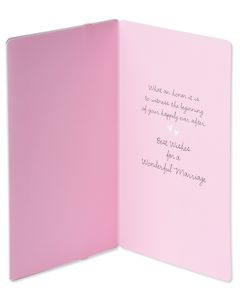 Happy Couple Wedding Card