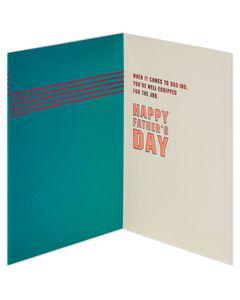 Starter Pack Father's Day Card