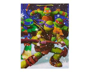jumbo teenage mutant ninja turtles christmas gift bag