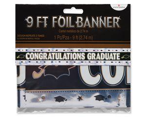 Graduation Hanging Foil Decoration