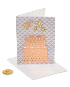 Heart Puzzle Birthday Greeting Card