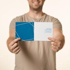 Confetti Graduation Card, 6-Count