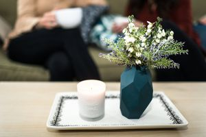 katie loxton home sweet home candle lifestyle image