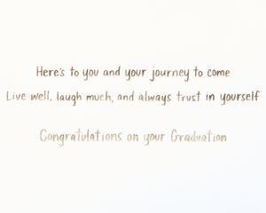 Better Things Ahead Graduation Greeting Card