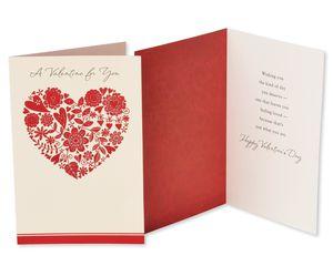 Valentine's Day Card Bundle, 4-Count