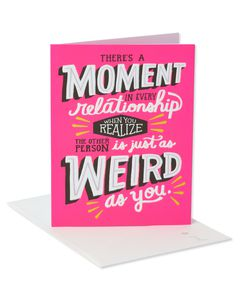 Weird Valentine's Day Card
